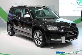 new car launches september 2014 indiaSkoda India To Launch Yeti Facelift On 10th September 2014