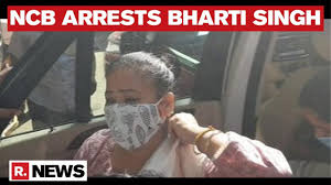Comedian Bharti Singh Arrested By The ...