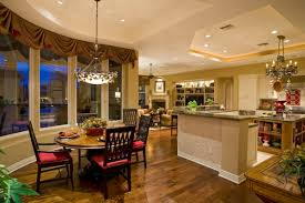 view in gallery round formal kitchen dining try adding a round dining table