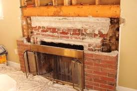 remove brick fireplace removing brick hearth how to remove brick fireplace facade best image