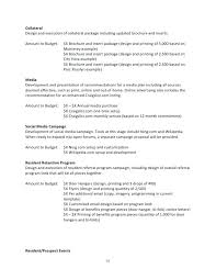 Marketing Campaign Proposal Template Plan Templates Examples ...