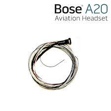 friebe luftfahrt bedarf gps headsets funk ausrüstung für bose® a20 lemo install connector kit