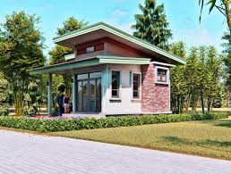 simple enough with the complete amenities of a standard house having a garage living area dining kitchen toilet and bath and one bedroom