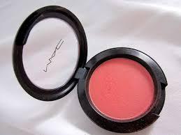 mac peachykeen blush