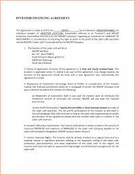 Examples Of Contracts Between Two Businesses Doc Sample Business