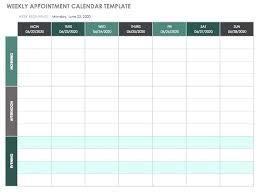 Word Weekly Calendar Weekly Schedule Template Through Word