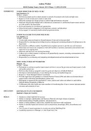 Med Surg Rn Resume Examples med surg nurse resume examples Incepimagineexco 3