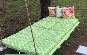 tag archived of hanging porch swing bed cushions