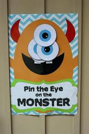 Lil Monster Birthday Invitations Lil Monsters Birthday Party Supplies Giuseppecanto