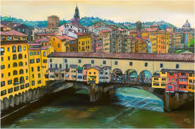 paintings from the around the world ponte vo