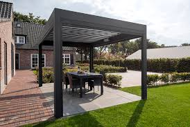 garden pergolas london aluminium