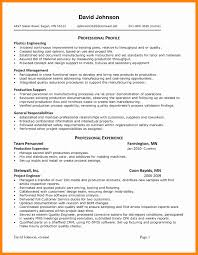 Emt Resume Examples Unique 7 Internal Resume Examples Professional