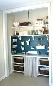 diy closet space ideas closet office closet office here r co intended for remodel turn closet diy closet space