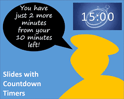 5 Minute Countdown Timer For Powerpoint Slides With Countdown Timers In Powerpoint