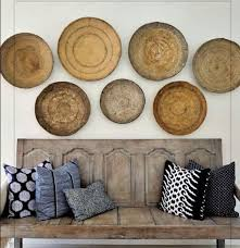 baskets wall