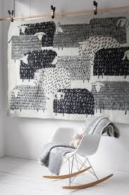 hang blanket on wall inexpensive wall art ideas rich details