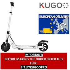 [NEW] KUGOO M2 PRO <b>Folding</b> Electric Scooter <b>7.5AH</b> 350W <b>APP</b> ...
