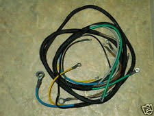 farmall super mta business industrial farmall super m mta lp gas main wiring harness new