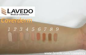 Medical Camouflage Coverderm Perfect Legs