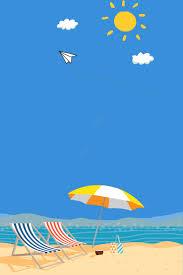 爽やかな夏涼しい夏pngと背景画像psdファイルのダウンロード