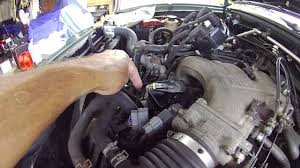 nissan frontier 3 3 distributor installation mark your nissan frontier 3 3 distributor installation mark your distributor to orient it
