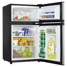 refrigerator 10 cu ft. danby designer 3.1 cu.ft. mini refrigerator - silver dcr031b1bs 10 cu ft