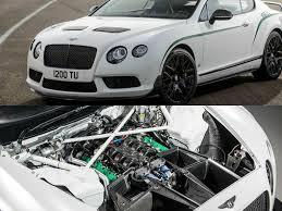 Bentley Continental GT3-R vs GT3 Racecar Comparison: How Far They ...