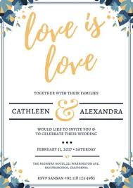 Printable Wedding Invitation 25 Free Printable Wedding Invitations