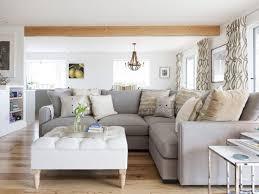 Elegant Living Room Sectional