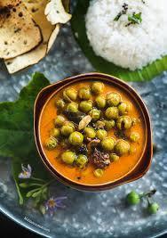 SUNdekaayi Gojju - Turkey Berry Curry - MADaboutkitchen