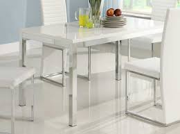 white rectangular dining table. Rectangle White Dining Table Room Ideas Inside Tables Plan 16 Rectangular O