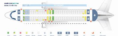 Boeing 737 900 Seating Chart 44 Systematic 737 800 Seat Chart
