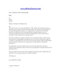 sample of termination letter 73kevscs