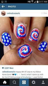 25 very patriotic fourth of july nails