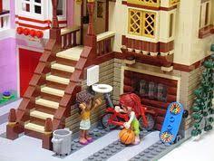 lego friends modular google search construction de lego maison lego architecture de lego
