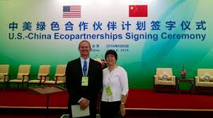 ccs program timeline thomas peterson ccs president and ceo and jiaman jin gei executive director at 2016 us ecopartnership meeting in beijing for graduating