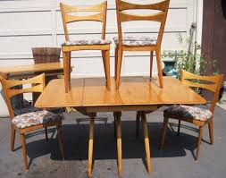 mid century dining room set 31 best mcm hw erfly dining table images on of