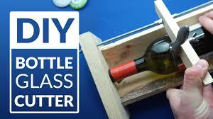 bottle cutter machine simplest diy adjule size