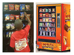 American Vending Machines St Louis Mo Awesome 48YearOld Vending Operator Starts With Two Machines And A Dream