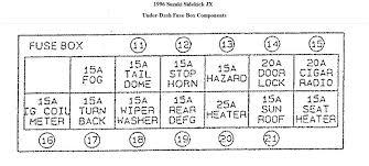 29 super 1999 suzuki grand vitara fuse box diagram myrawalakot 2001 Nissan Sentra Fuse Box Diagram at 2004 Nissan Sentra 1 8 Fuse Box Diagram