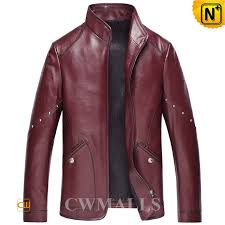 mens industrie real leather jacket needs good home size m jackets