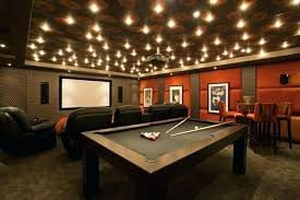 basement pool table. Pool Room Decorating Ideas Basement Ceiling Remodel Table Lights 5