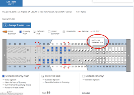 United Airlines Introduces Preferred Seating Right Behind