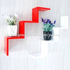High Quality Floating Shelves Classy China MDF Wooden High Quality Wall Floating Shelf From Jinan
