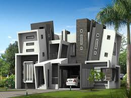 Small Picture Architecture Modern 3D Home Design With 2 Floors Home Using Black