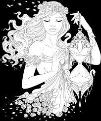 Line Artsy Free Adult Coloring Page Time Uncolored