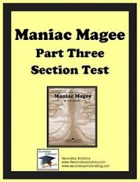 sample essay about maniac magee essay maniac magee is a novel written by american author jerry spinelli and published in 1990