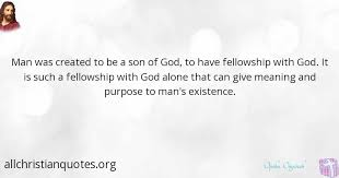 Fellowship Quotes Christian Best Of Opoku Onyinah Quote About Fellowship God Purpose Existence