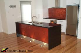 Designer Kitchen Splashbacks Geelong Kitchen Splashback Wathaurong Glass