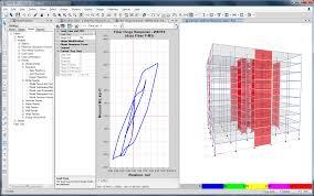 Interaction Ratio Steel Design Features Building Analysis And Design Etabs